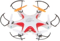 TRD Store 6 Wings Hover Drone With 6 Axis Gyro Stabilization (Red)