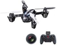 Toys Bhoomi New Version Inbuilt 2MP Camera RC Quadcopter Helicopter Drone With.2.4G 4CH Headless Mode (Multicolor)