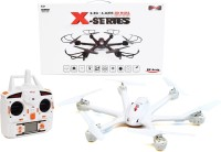 Toys Bhoomi Headless Mode Hexacopter - 2.4G 6 Axis Gyro 3D Roll (White)