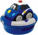 Chicco Charge & Drive - Police Security - Blue