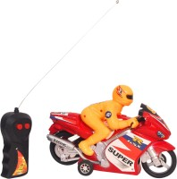 Real Deals Real Deals Remote Control Motor Bike (Multicolor)