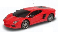 HPD Lamborghini Full Function Rechargeable 1:24 Scale Remote Control Car (Red)