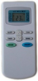 KoldFire Mepl TCL AC 33 Compatible Remote Controller