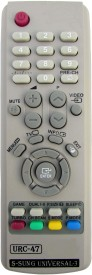 Indiashopers Compatible For Samsung Universal-3 URC-47 Remote Controller