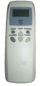 KoldFire Mepl LG AC 13 Compatible Remote Controller