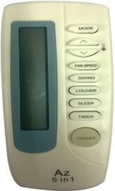 KoldFire Mepl Azure AC 34 Remote Controller