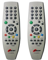 Tuscan Compatible Set Of 2Pcs - 079A LG Remote Controller