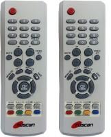 Tuscan Compatible Set Of 2Pcs - 345A Samsung Remote Controller