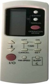 KoldFire Mepl Onida AC 11 Compatible Remote Controller