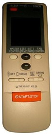 KoldFire Mepl O General Split AC 03 Compatible Remote Controller