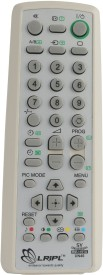 LRIPL Universal REMOTE Compatible for Sony TV Remote Controller