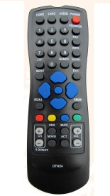 Indiashopers Issndth Comatible For Sun Dth Remote Controller