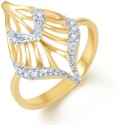 Sukkhi Gleaming Alloy Cubic Zirconia Ring