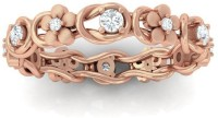 Kreeli Knot Gold, Rose Gold Diamond 18 K Ring