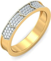 BlueStone The Orvar For Her Yellow Gold Diamond 14 K Ring