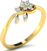 Fullcutdiamond FCDR7811R Yellow Gold Diamond 18K Yellow Gold 18 K Ring