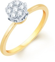 Karatcraft Esperanza Yellow Gold Diamond 18 K Ring