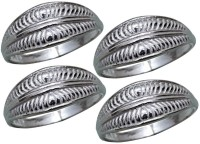 Aman Casual Wear Silver Toe Ring