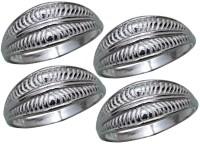 Aman Casual Wear Silver Toe Ring