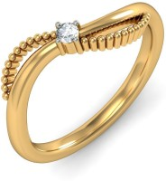 BlueStone The Antonio 14kt Diamond Yellow Gold Ring