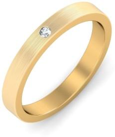 BlueStone The Purette For Him Gold Diamond Ring