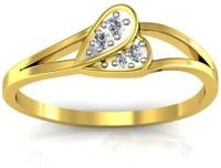 Ag Jewellery Katrina Sterling Silver Diamond Ring