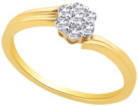 Nakshatra Gold Diamond 18 K Ring
