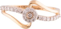 Wite&Gold Cherish Promise Yellow Gold Diamond 18K Yellow Gold 18 K Ring