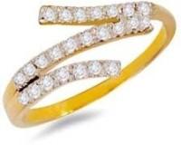 Fullcutdiamond FCDR4840R Yellow Gold Diamond 18K Yellow Gold 18 K Ring