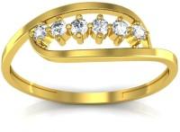 Ag Jewellery Mumbai Sterling Silver Diamond Ring