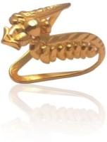 Sharani GA2014 Yellow Gold 22K Yellow Gold Plated 22 K Ring