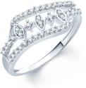 Sukkhi Alluring Alloy Cubic Zirconia Ring
