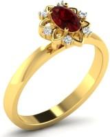 Fullcutdiamond FCDR8298R Yellow Gold Diamond 18K Yellow Gold 18 K Ring