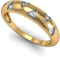 RaSav Jewels Yellow Gold Diamond Yellow Gold 18 K Ring