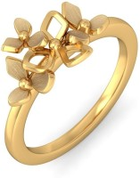 BlueStone The Freida Yellow Gold 14K Yellow Gold Plated 14 K Ring