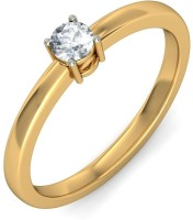 BlueStone The Cyprian Gold Diamond 18 K Ring
