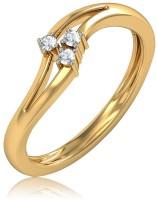 Aiza Yellow Gold Diamond Yellow Gold 18 K Ring