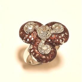Sanaa Creations Alloy Toe Ring