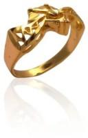 Sharani GA2006 Yellow Gold 22K Yellow Gold Plated 22 K Ring