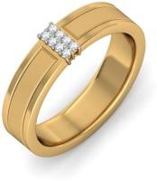 BlueStone The Hera For Him Yellow Gold Diamond 14 K Ring
