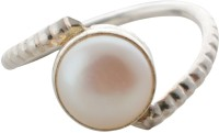 Pearl Paradise Silver Pearl Ring