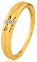 Fullcutdiamond FCDR7305R Yellow Gold Diamond 18K Yellow Gold 18 K Ring