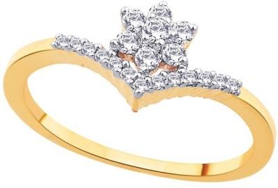 Nakshatra Gold Diamond Yellow Gold 18 K Ring