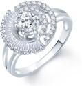 Sukkhi Ritzzy Alloy Cubic Zirconia Ring