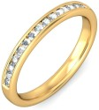 BlueStone The Antoine For Her Gold Diamond Ring - RNGDQ5GGMWYW9GZD