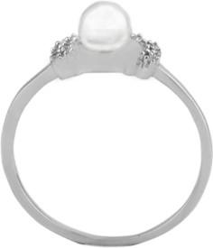His & Her 18kt Diamond White Gold ring
