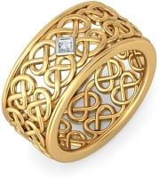BlueStone The Niamh For Him Gold Diamond 18 K Ring