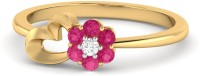 WearYourShine By PCJ The Olanma 18kt Diamond Yellow Gold Ring