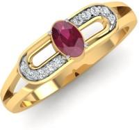 Caratify Adara Yellow Gold Diamond Yellow Gold 14 K Ring