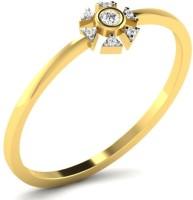 Fullcutdiamond FCDR7700R Yellow Gold Diamond 18K Yellow Gold 18 K Ring